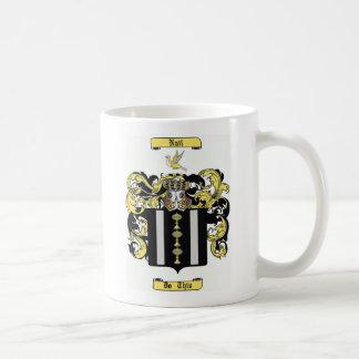 Nail Coffee Mug