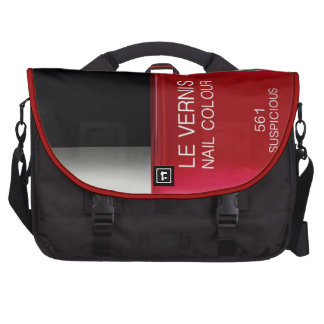 Nail color Commuter Bag