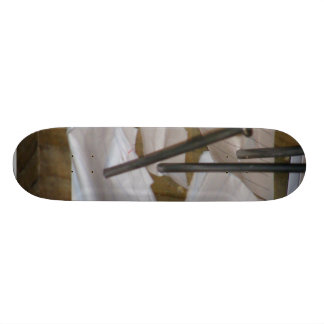 Nail it to the Corss Skateboard Deck