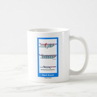 Nail Knot (Knotology Art & Science Of Tying Knots) Coffee Mug