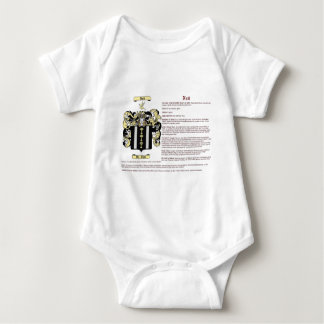 Nail (meaning) baby bodysuit