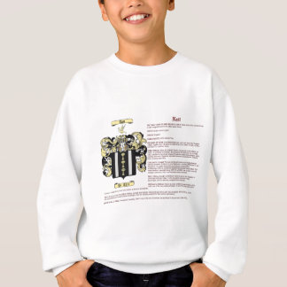 Nail (meaning) sweatshirt
