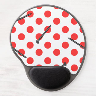 nail pattern with dots gel mouse pad