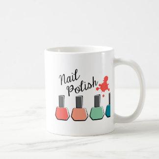 Nail Polish Coffee Mug