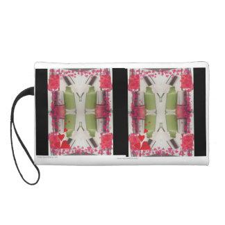 nail polish design hand pouch wristlet purses