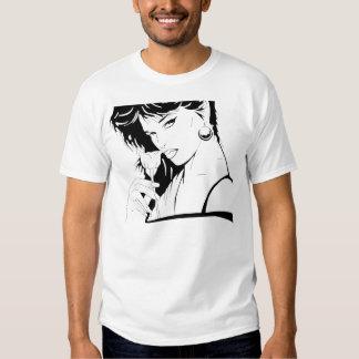 Nail Salon Art B Tee Shirt