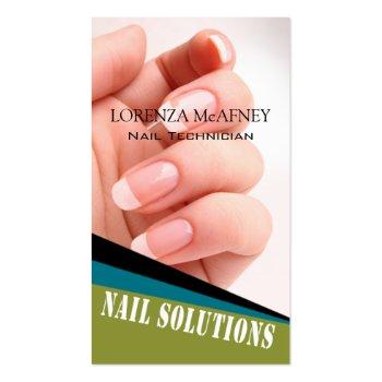 Nail Solutions - Manicure Pedicure Spa Technician profilecard