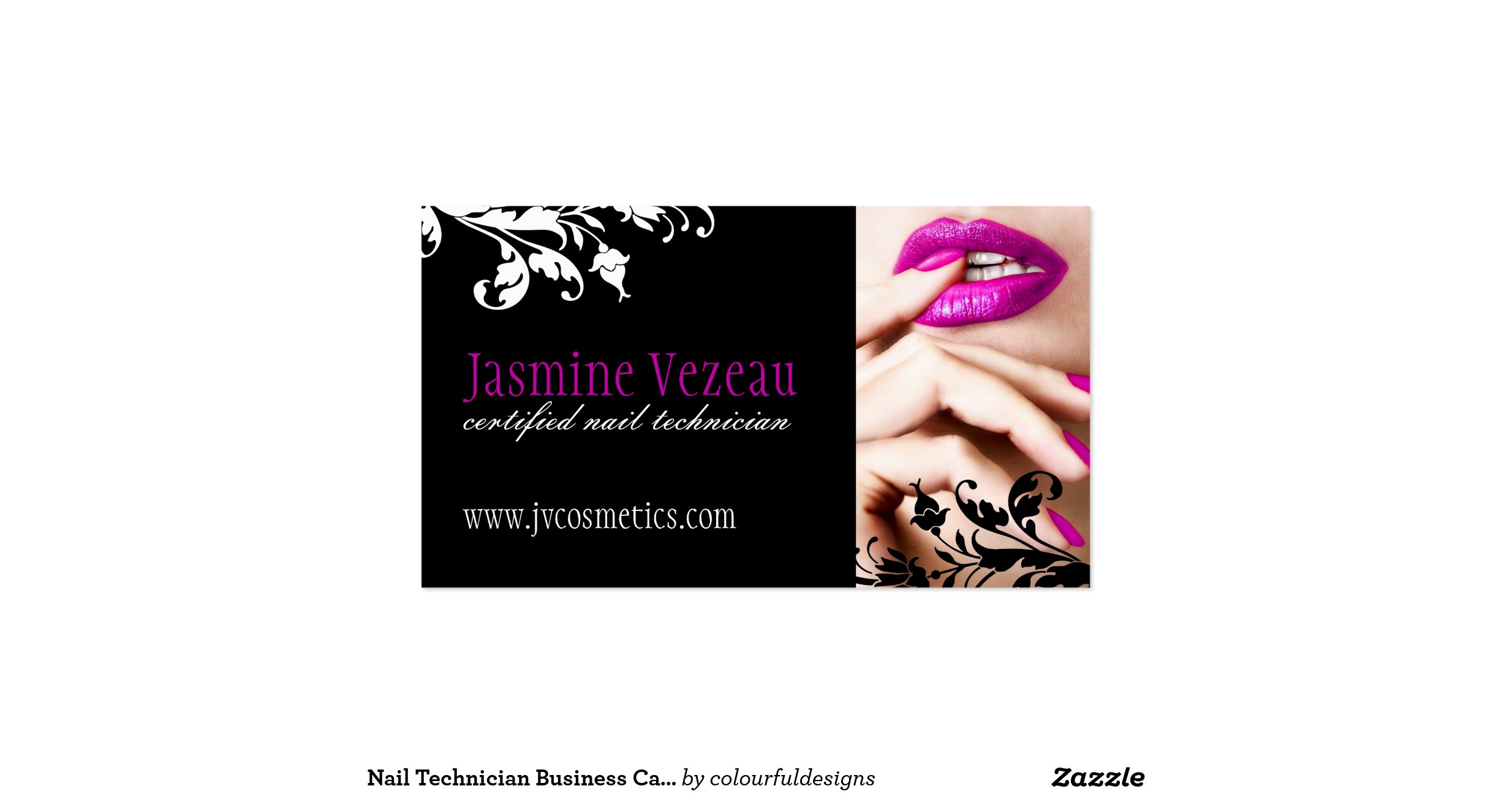 Business Cards For Nails Image collections - Free Business Cards