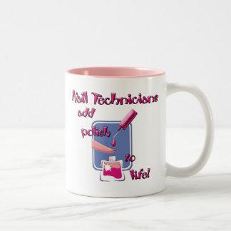 Nail Technicians Mug