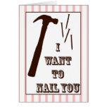 Nail You Card