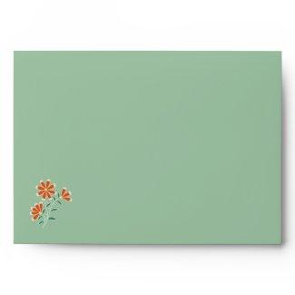 Naila Floral Batik A7 Envelope
