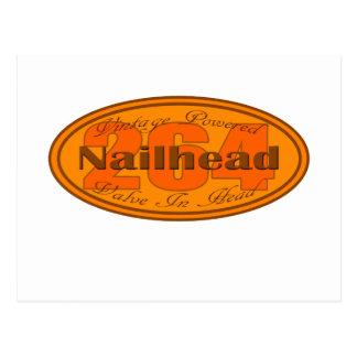 Nailhead 264 de Buick Postales