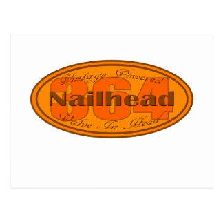 Nailhead 364 de Buick Postal