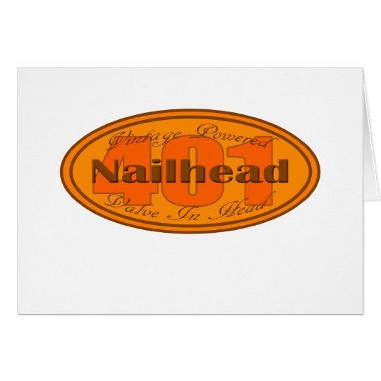 nailhead 401 wildcat card