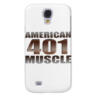 nailhead americano del músculo 401