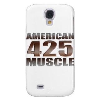 nailhead americano del músculo 425