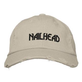 NAILHEAD CAP BASEBALL CAP