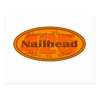 Nailhead salvaje 425 postal