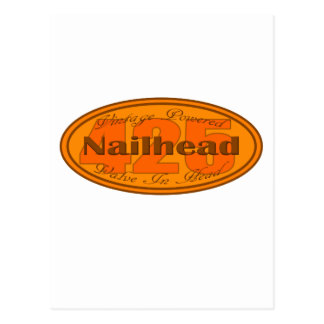 Nailhead salvaje 425 postales