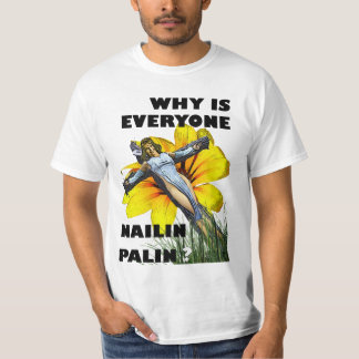 Nailin Palin T-shirt