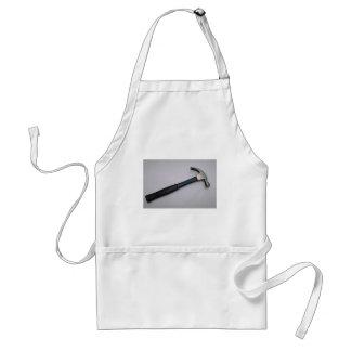 Nailing hammer adult apron