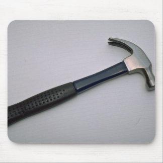 Nailing hammer mousepads