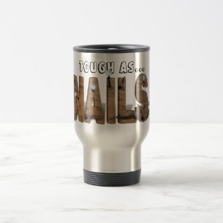 NAILS 15 OZ STAINLESS STEEL TRAVEL MUG