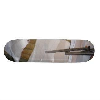 Nails Custom Skateboard