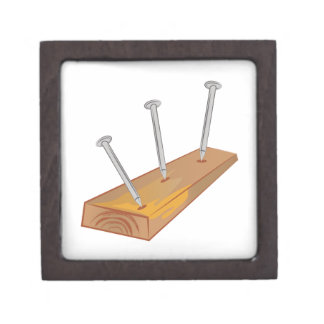 Nails In Board Premium Gift Box