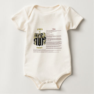 Nails (meaning) baby bodysuit