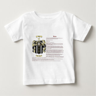 Nails (meaning) baby T-Shirt