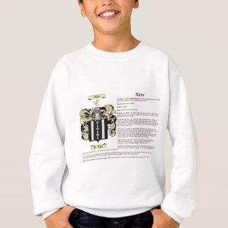 Nails (meaning) sweatshirt
