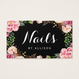 how to start a nail shop business