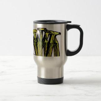 """""""Nails"""" Travel Mug"""