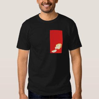 Nailspill Exotic Stripe - Greasy Conversation Tee Shirt