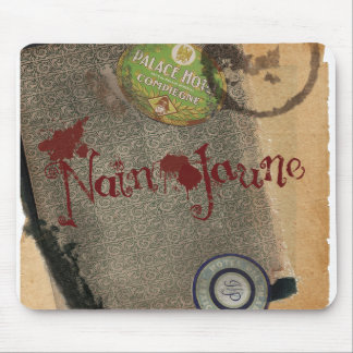 Nain Jaune Mouse Pad