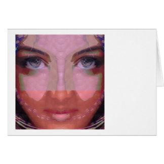 NAINA : DOE Eye n Perfect LIPS Girl Graphics Card