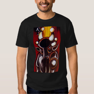 Naipe del Matador, bull side T shirt