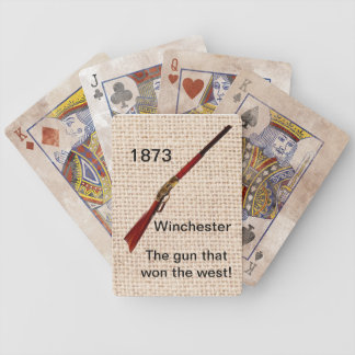 Naipes 1873 de Winchester Barajas De Cartas