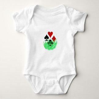 naipes baby bodysuit