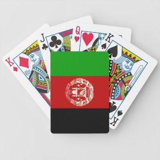 Naipes de Afganistán Barajas