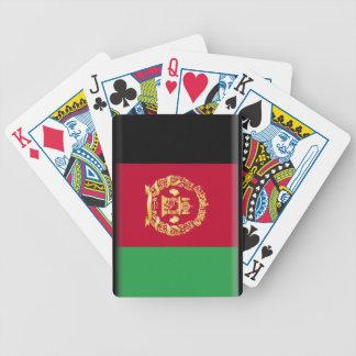 Naipes de Afganistán Barajas De Cartas