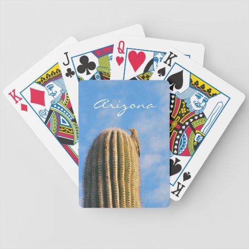 Naipes de Arizona Cartas De Juego