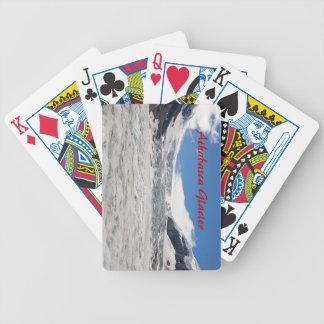 Naipes de Athabasca Baraja Cartas De Poker