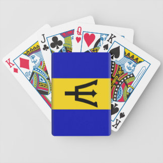 Naipes de Barbados Baraja Cartas De Poker