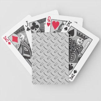 Naipes de Bicycle® de la placa del diamante Baraja Cartas De Poker