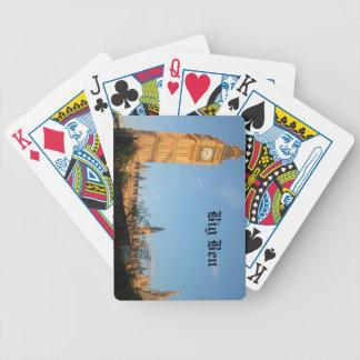 Naipes de Big Ben Baraja Cartas De Poker