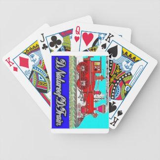 Naipes de DNatureofDTrain Baraja Cartas De Poker