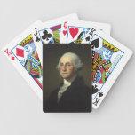 Naipes de George Washington Baraja De Cartas