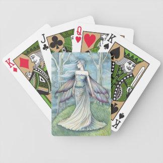 Naipes de hadas de la eternidad por Molly Harrison Baraja Cartas De Poker